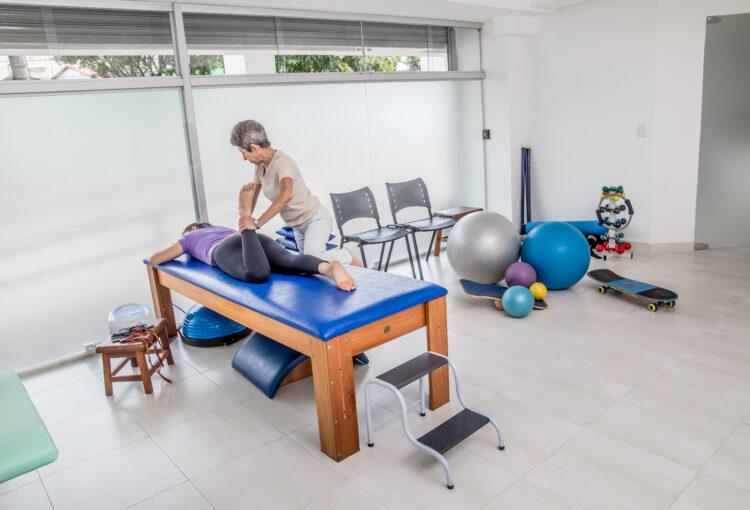 Fisioterapia na Pampulha